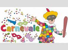 Carnevale maschere della tradizione italiana Maestra Mary