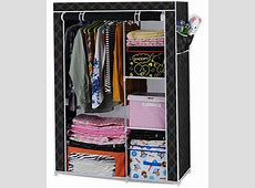 Everything Imported Big Black Plaid Foldable Storage