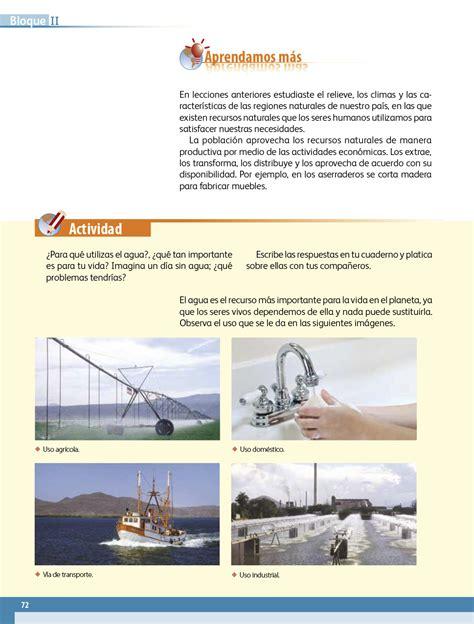 La geografia, attraverso l'utilizzo delle mappe, permette di riconoscere e riconoscersi. Geografía Cuarto grado 2017-2018 - Página 72 - Libros de ...