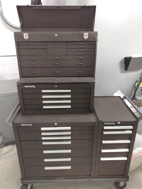 kennedy machinist tool boxes