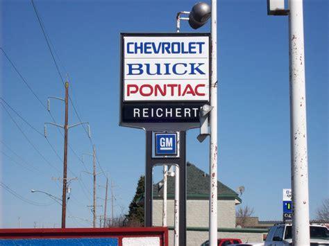 Reichert Chevrolet  Going (or Staying)  The Crittenden