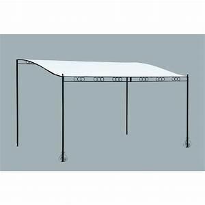 Tonnelle 4 X 3 : pergola murale 4x3 m achat vente tonnelle barnum ~ Edinachiropracticcenter.com Idées de Décoration