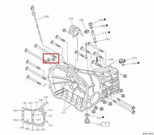 Transmission Housing Part Number Question