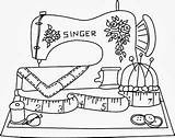 Embroidery Google Machine Hand sketch template