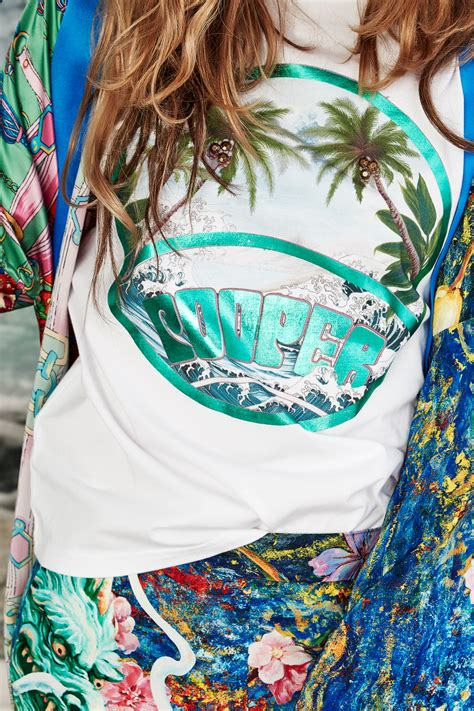 Cooper CATCHING COOPER WAVES TEE - Brand-Cooper : Diahann Boutique - COOPER SS20
