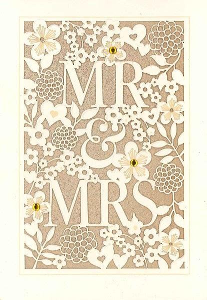 laser cut floral wedding card greeting cards hallmark