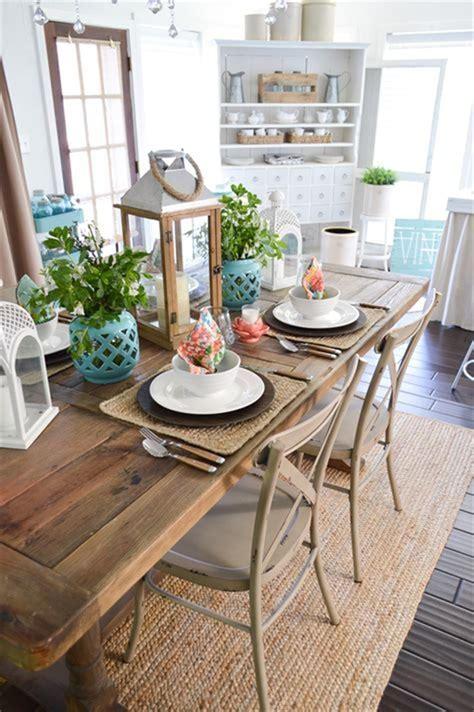 beautiful farmhouse table centerpiece ideas