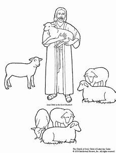 Pics For > Good Shepherd Clip Art