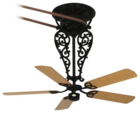 belt driven ceiling fan with light belt driven fan in black mediterranean ceiling fans