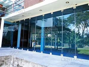 Cristarq Galería de Instalaciones de sistemas plegables y sistemas pocket en Monterrey, México