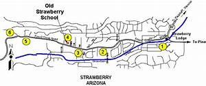 Strawberry Wallking History Trail