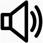 Noise Icon Loud Speaker Sound Volume Audio