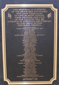 Have Laptop, Will Travel: Flight 93 temporary Memorial