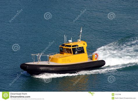 Tugboat Pilot by Tugboat Pilot Boat One Royalty Free Stock Photos Image