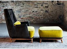 Vibieffe Opera High Back Armchair Modern Armchairs