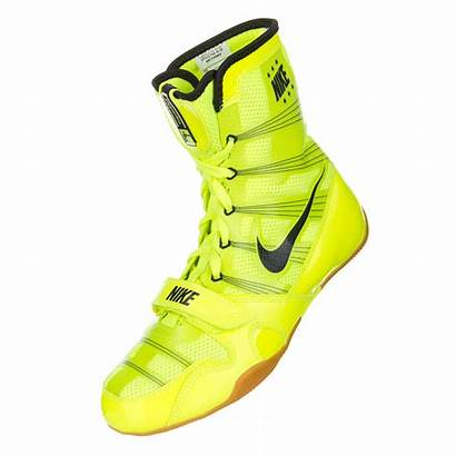 Nike Shoes Boxing Hyperko Neon Yellow Alpha