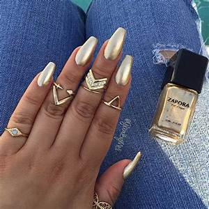 15 best gold nails designs for fall collection201 co uk