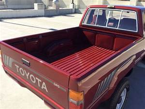 Toyota Extra Cab 4x4 Short Bed Sr5 Pickup Truck  Excellent