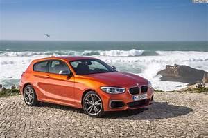 Bmw Serie 1 F21 : bmw m135i facelift 2015 neue fotos in valencia orange ~ Gottalentnigeria.com Avis de Voitures