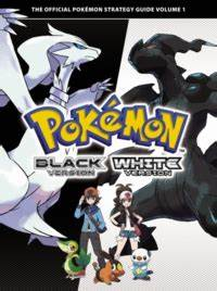 Pokémon Black and White: Prima's Official Strategy Guide ...