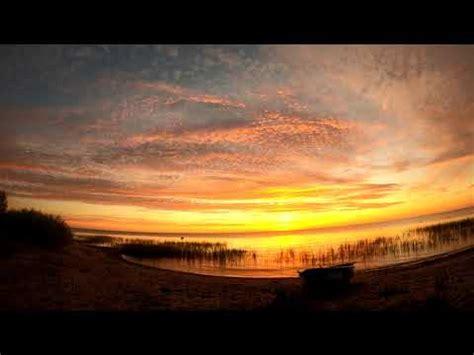 Saullēkts Kaltenē - Time lapse - YouTube