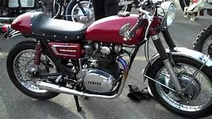 1973 Yamaha Xs650 Cafe