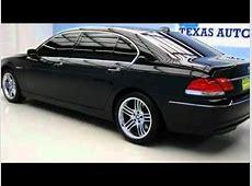 2006 BMW 760Li V12 San Antonio TX YouTube