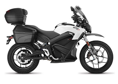 2017 Zero Dsrp Electric Motorcycle