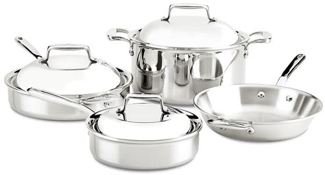 clad     ply   ply stainless steel cookware