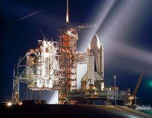 "Kennedy Space Center, Florida, USA: ""The space shuttle ..."