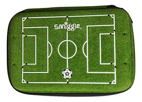 smiggle pencil case football crazy pitch  game buy