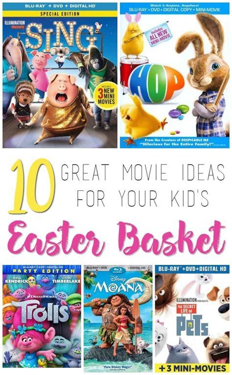 great  ideas   kids easter basket