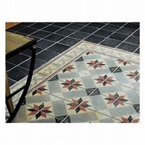 Castorama Carreaux De Ciment : castorama 40 90 carrelage sol noir 1930 20 x 20 cm pour ~ Dailycaller-alerts.com Idées de Décoration