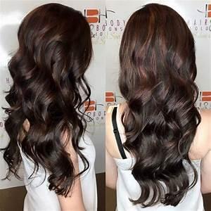 Haarfarbe Schwarz Grau : haarfarbe schwarz mit roten strahnen modische frisuren f r sie foto blog ~ Frokenaadalensverden.com Haus und Dekorationen