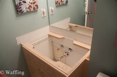 how to install bathroom cabinets and vanities how to install bathroom cabinet doors home fatare