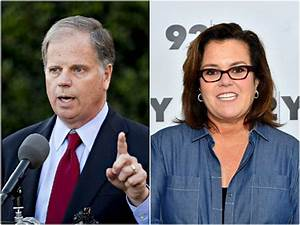 Rosie O'Donnell Maxes Out Donations for Alabama Senate ...