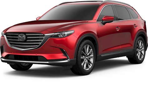 2018 Mazda Cx9  3 Row 7passenger Suv  Mazda Usa