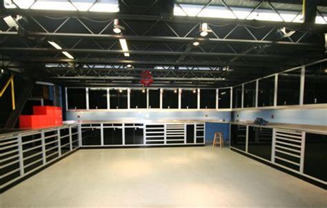custom aluminum garage shop cabinets moduline