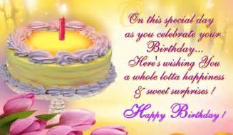 to make one 39 s birthday special through birthday wishes quotes birthday