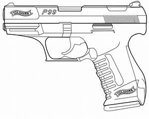 Walther P99 By Arroyopl On Deviantart