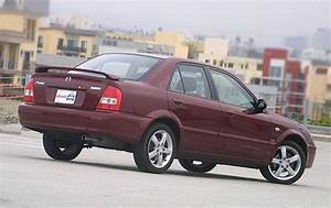 2003 Mazda Protege - Information And Photos