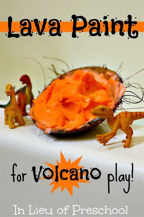 dinosaur amp volcano small world play in the bath in lieu 529 | 3eef68200829eea2e2270c8af2cd2b62