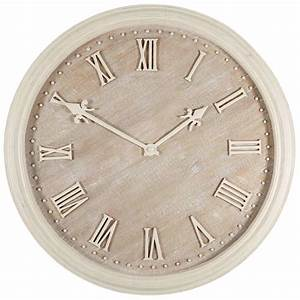 Maison Du Monde Horloge Murale : adele horloge murale maisons du monde decofinder ~ Teatrodelosmanantiales.com Idées de Décoration