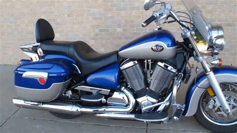 2003 Victory V-92 Touring Bike, Scratch And Dent Special