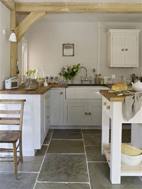 Stone Cottage Kitchen Floors