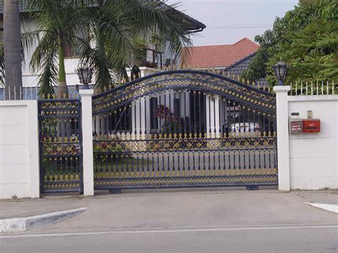 iron gates design gallery images luxury house design