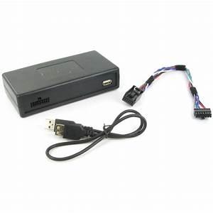 Usb Box Peugeot : interface entrada usb auxiliar para peugeot mr interface ~ Medecine-chirurgie-esthetiques.com Avis de Voitures