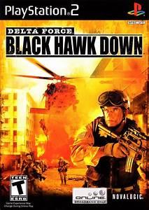 Delta Force Black Hawk Down Sony Playstation 2 Game