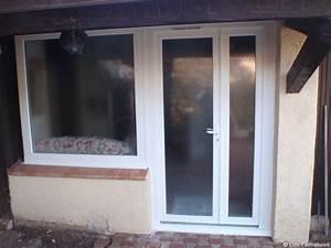 frais decoration maison interieur avec porte fenetre 3 With porte de garage sectionnelle avec porte pvc 2 vantaux
