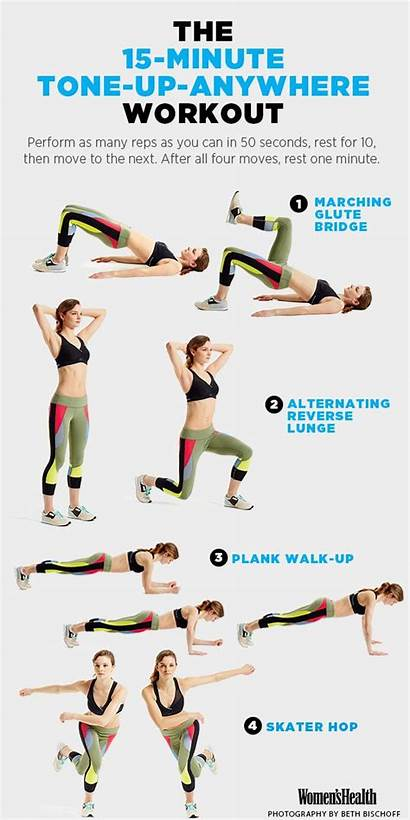 Workout Minute Workouts Metabolism Excuses Boost Fitness